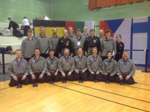 Iaido Belgian Team 2013 - Individual medals