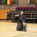 Simonini Michael - New 6th Dan Iaido in Belgium