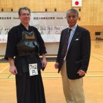 New Kendo 7th dan - Daniel Delpierre